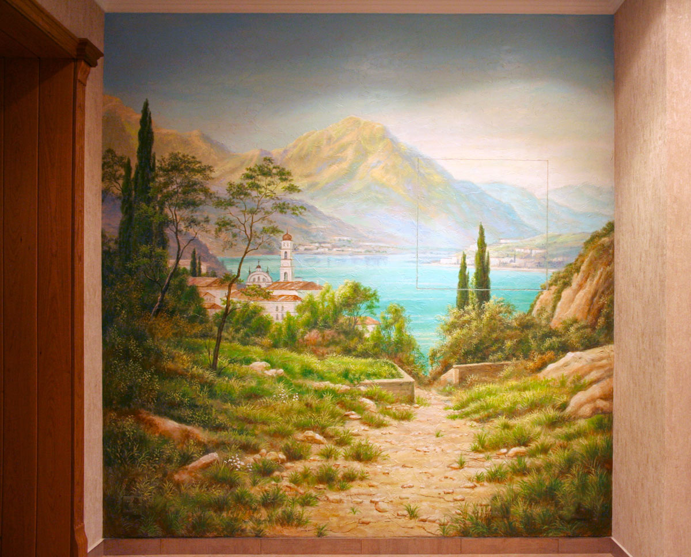 Картины для настенной росписи